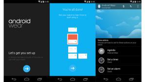Android Wear Companion-App©Google