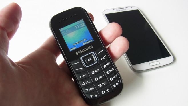 Samsung E1200 ©COMPUTER BILD