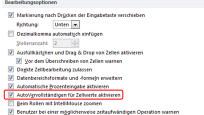 Autokorrektur-Funktion©Microsoft/COMPUTER BILD
