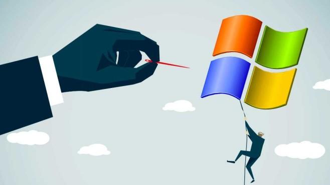 Windows 7 – Support-Ende©erhui1979/gettyimages.com, Microsoft