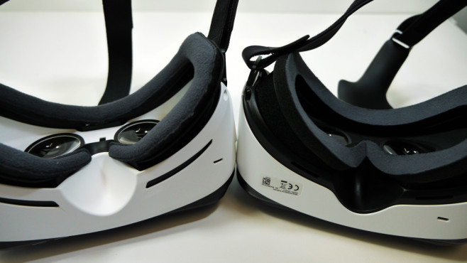 Samsung Gear VR: Vergleich©COMPUTER BILD