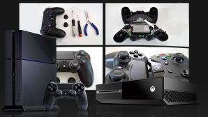 PS4 trifft Xbox One: Die Umbau-Anleitung zum perfekten Controller©Sony, Microsoft COMPUTER BILD SPIELE
