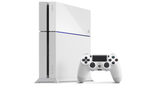 PS4: Wei� © Sony