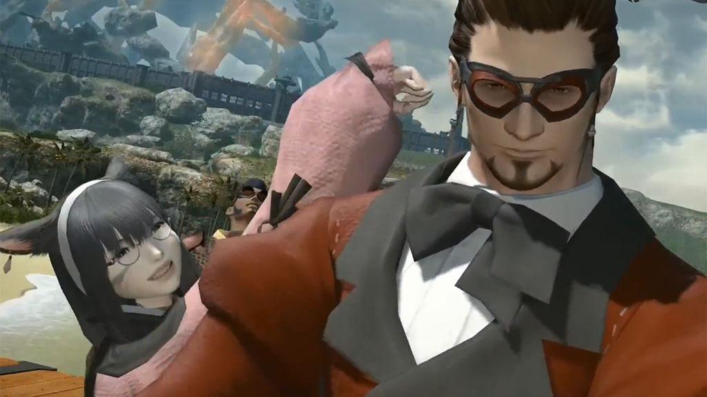Final Fantasy 14 – Streiter für Eorzea: Das neue Update im Test