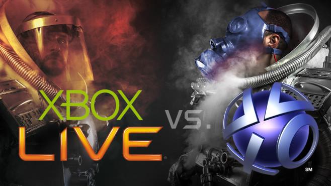 Xbox Live und Playstation Network©COMPUTER BILD SPIELE