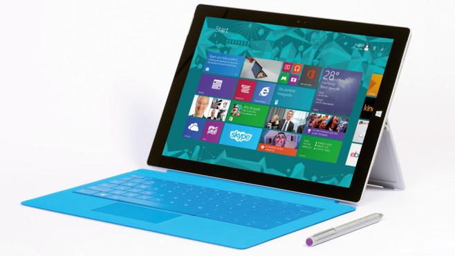 Microsoft Surface Pro 3 ©Microsoft