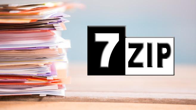 7-Zip ©COMPUTER BILD