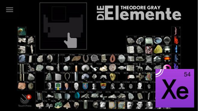 Die Elemente ©Touch Press