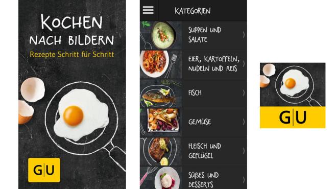 Kochen nach Bildern ©GRAEFE UND UNZER VERLAG GmbH