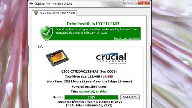 Flash-Laufwerk im Griff: Die besten Tools für SSD-Festplatten©COMPUTER BILD