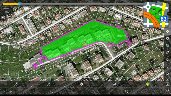 Locus Map Pro ©Asamm Software, s.r.o.