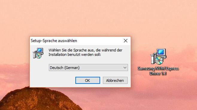 Samsung-NVMe-Treiber für SSDs: Speicher ausreizen ©COMPUTER BILD