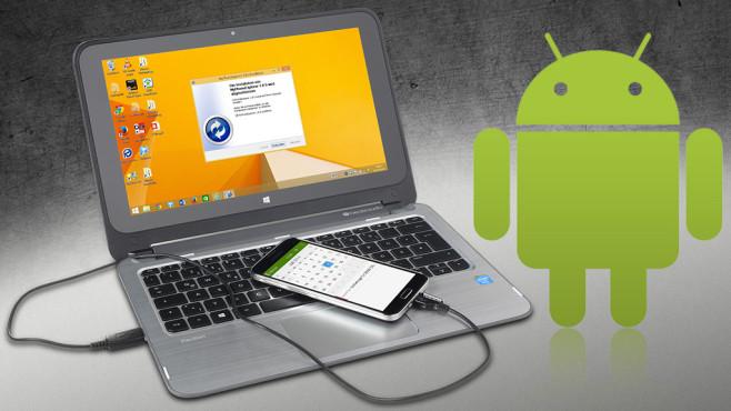 Galaxy S5: So funktioniert die PC-Synchronisation mit Outlook wieder Mit der richtigen Software klappt die PC-Synchronisation auch ohne Internetverbindung.©COMPUTER BILD