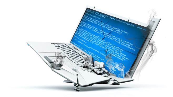 Windows 7 und 8: So beseitigen Sie Bluescreen-Probleme Das Horror-Szenario eines jeden Nutzers: Windows stürzt ab und zeigt nur noch den Bluescreen.©Marcus-Kretschmar---Fotolia.com