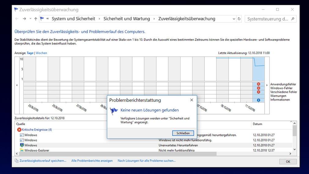 Windows-Bluescreen beheben: So beseitigen Sie Systemabstürze