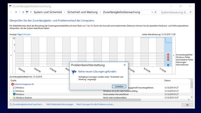 Windows-Bluescreen beheben: So beseitigen Sie Systemabstürze©COMPUTER BILD