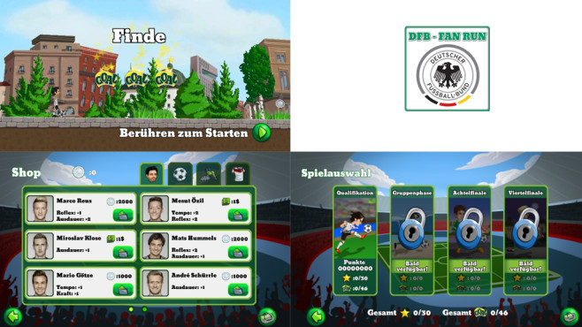 DFB Fan Run © Karibu Games