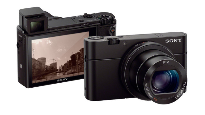 Sony Cyber-shot DSC-RX100 III ©Sony