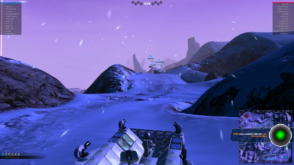 Screenshot 1 - Robocraft