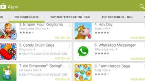 App Store Kategorien©Apple, COMPUTER BILD