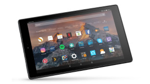 Amazon Fire HD 10 (2017) © Amazon
