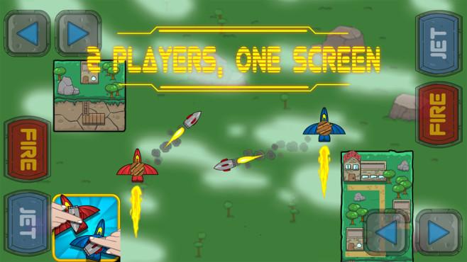 2-Spieler-Duell ©OGUREC APPS