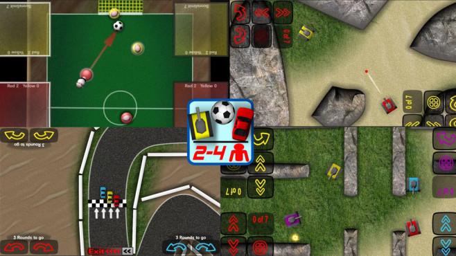 Action für 2 Spieler ©apesoup