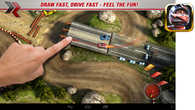 Draw Race 2 © Ubisoft