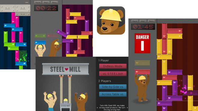 Steel Mill ©Steelbot