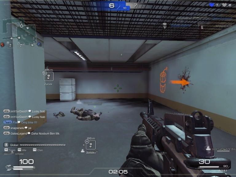 Screenshot 1 - S.K.I.L.L. - Special Force 2