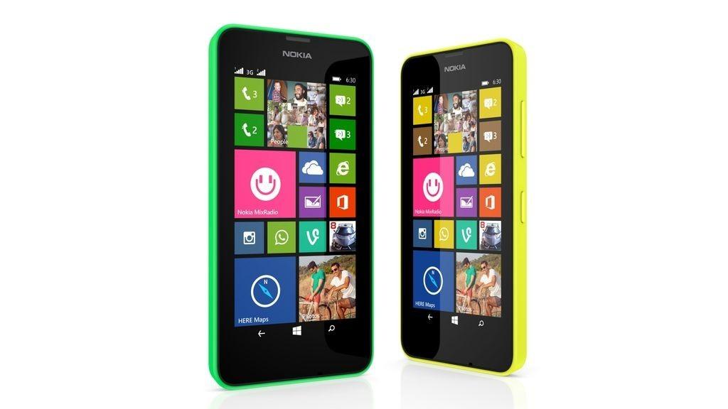 Lumia 630 Dual SIM©Microsoft
