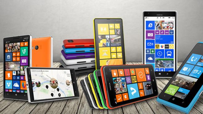 Nokia-Lumia-Smartphones in der Übersicht©magann – Fotolia, Nokia