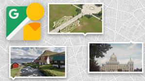 Google Street View: Das sind die faszinierendsten Orte der Welt Kein Weg ist den Google-Trekkern zu steinig, um für Street View die abgelegensten Orte zu erkunden.©Google, iStock.com/Fourleaflover, COMPUTER BILD