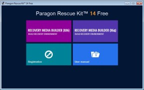 Paragon Rescue Kit Free