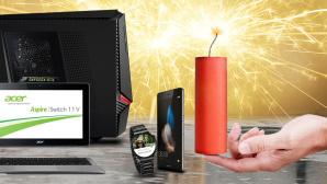China-Kracher: 25 Technik-Produkte aus dem Fernen Osten©Acer, Huawei, Lenovo, by-studio - Fotolia.com