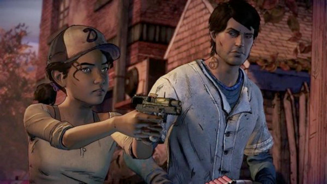 The Walking Dead – Season 3 © Telltale Games