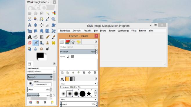 GIMP: Bilder umfangreich bearbeiten ©COMPUTER BILD