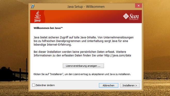 Java, Java SDK SE, jPortable: Laufzeitumgebung für diverse Programme ©COMPUTER BILD