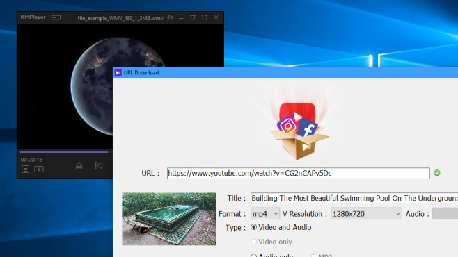 KMPlayer: Multimediadateien abspielen ©COMPUTER BILD