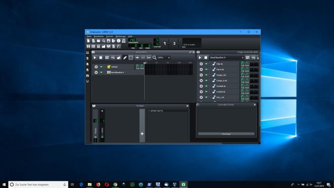 LMMS (Linux MultiMedia Studio): Musizieren ©COMPUTER BILD
