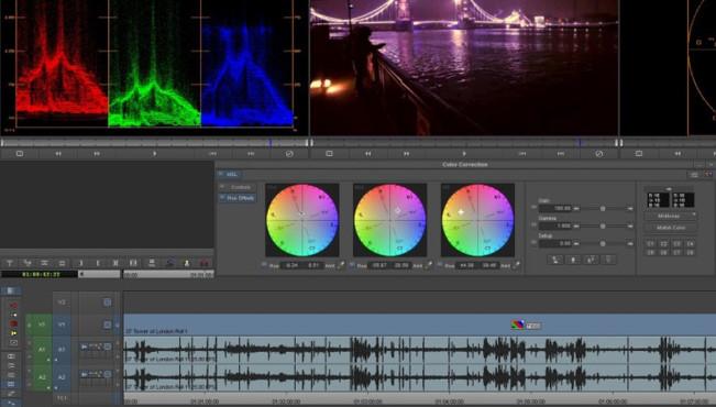 Media Composer First: 2,5 Gigabyte starker Videoschnitt ©COMPUTER BILD