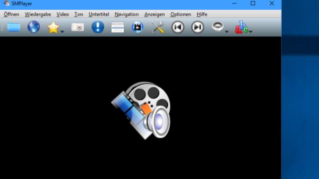 SMPlayer: Musik und Videos abspielen ©COMPUTER BILD
