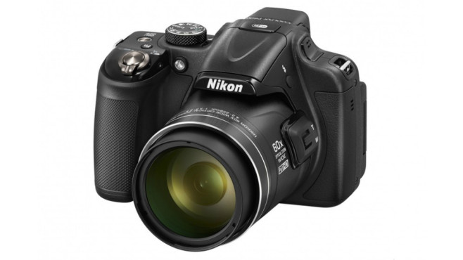 Platz 2: Nikon Coolpix P600 ©Nikon