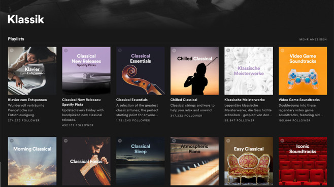 Die Klassiker der Klassik finden (Desktop) ©COMPUTER BILD