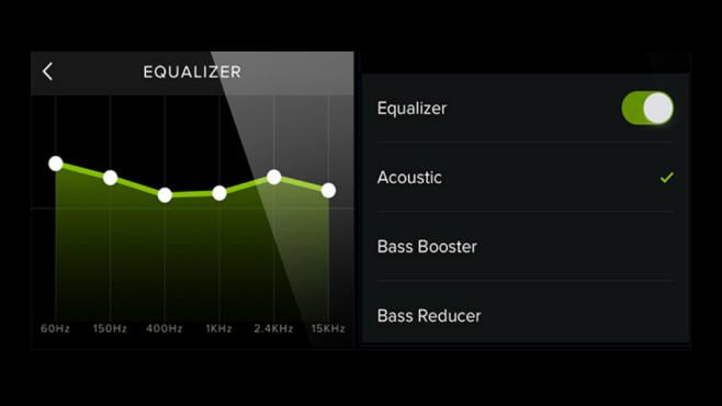 So verbessern Sie Ihren Sound (App) ©Spotify