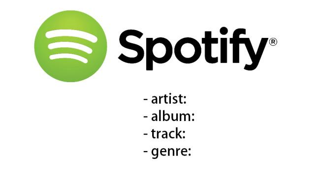 Suche nach Künstlern, Liedern und Alben verfeinern (Desktop, App) ©COMPUTER BILD, Spotify