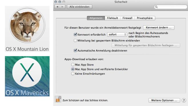 Datentransfer von Android zum Mac ©COMPUTER BILD, Apple