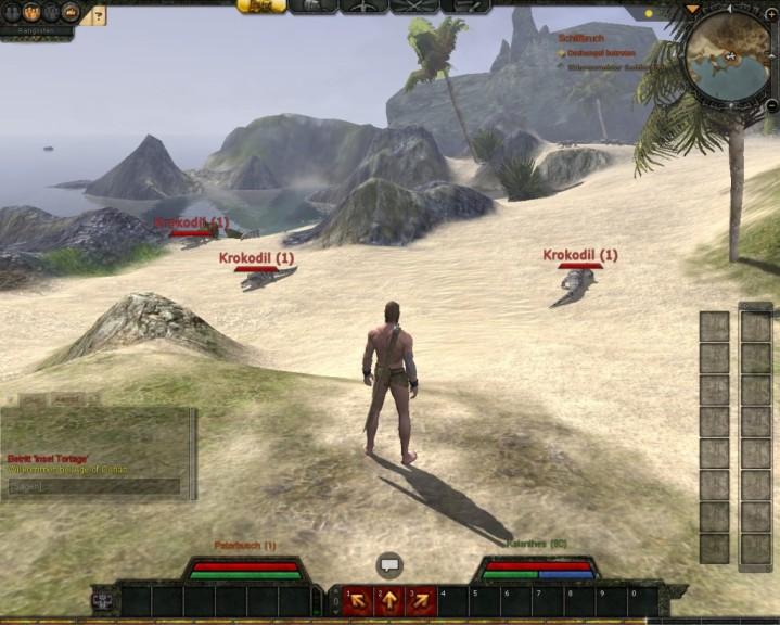 Screenshot 1 - Age of Conan