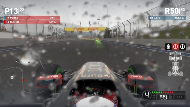 F1 2014: Regen©Codemasters