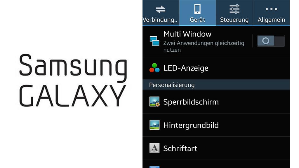 Schriftarten ändern So Gehts Mit Dem Samsung Smartphone